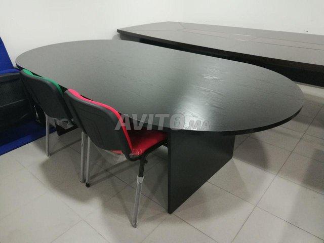 Tables de réunions ( table et chaises )  - 3