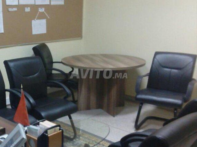 Tables de réunions ( table et chaises )  - 4