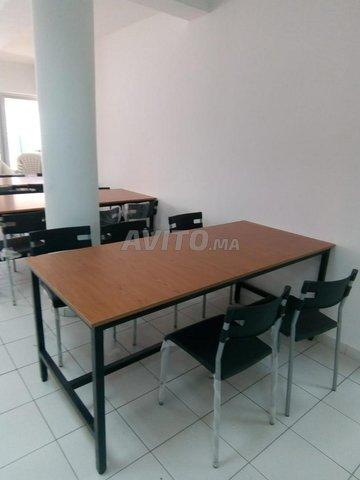 Tables de réunions ( table et chaises )  - 7