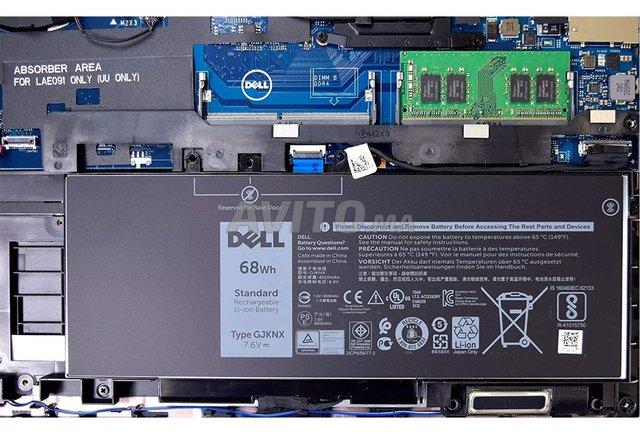 Batterie Dell Latitude & Precision  4 Cel Neuf - 3