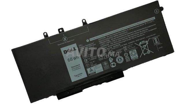 Batterie Dell Latitude & Precision  4 Cel Neuf - 4