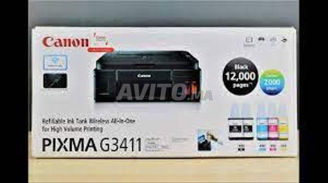 Imprimante Canon PIXMA G3411 multifonction - 1