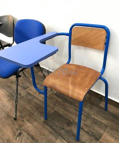 chaise écritoire plusieurs modèles - 1