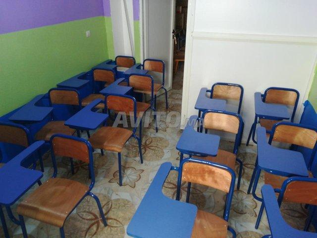 chaise écritoire plusieurs modèles - 2