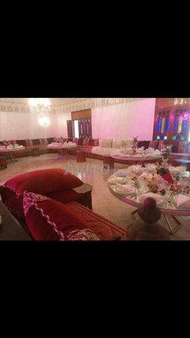 قاعة لكراء الحفلات وجميع المناسبات  - 1