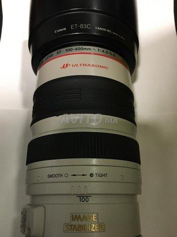 Téléobjectif Zoom Canon 100-400 mm etat  neuf - 2