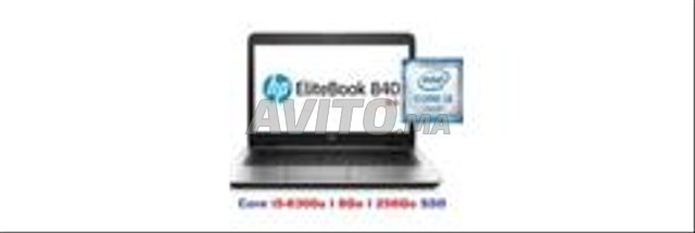 LOT PC PORTABLE HP 840 6 EME GENERATION - 3
