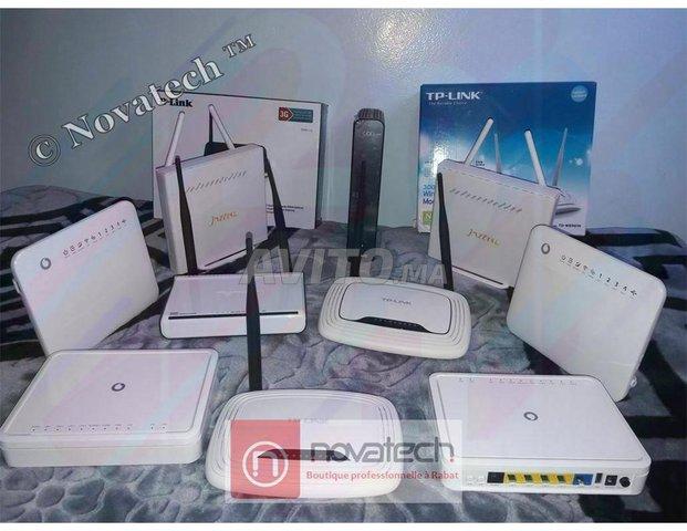 Points d'accès wifi N sans fil puissant par câble - 1
