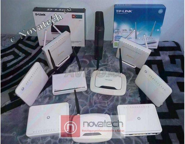 Points d'accès wifi N sans fil puissant par câble - 3