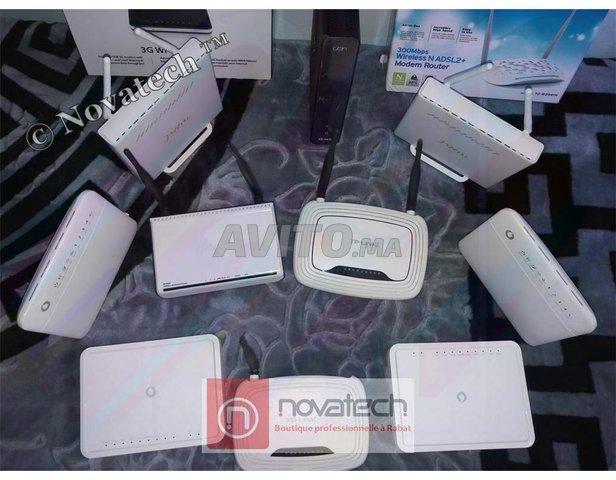Points d'accès wifi N sans fil puissant par câble - 4