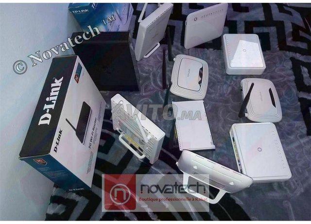 Points d'accès wifi N sans fil puissant par câble - 5