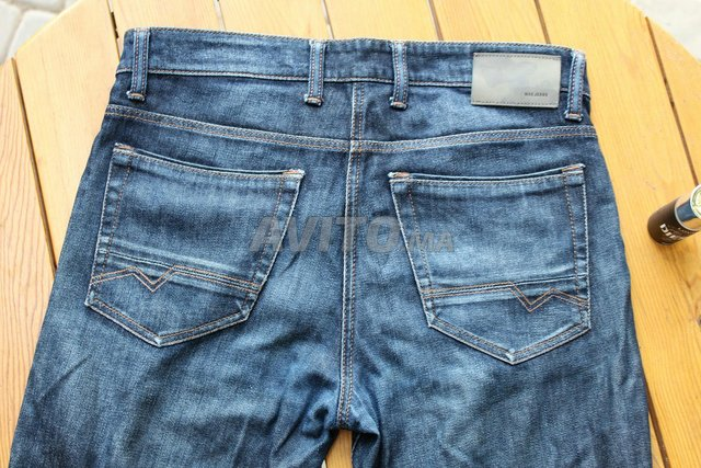 Pantalon Mac Jeans - 4