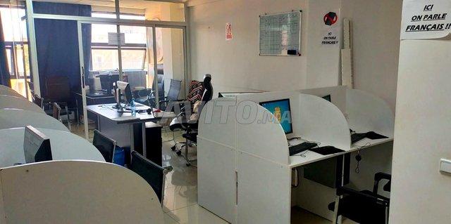 Location des positions centre appel à Marrakech - 6