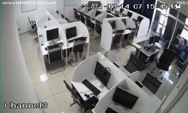 Location des positions centre appel à Marrakech - 8