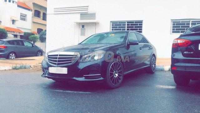 Mercedes class E - 3