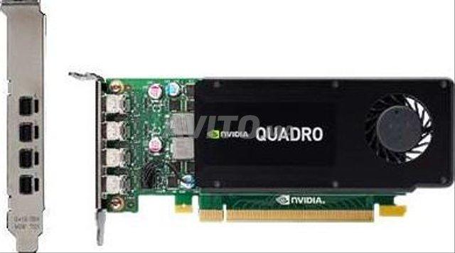 NVIDIA QUADRO K1200 4 Go - 1