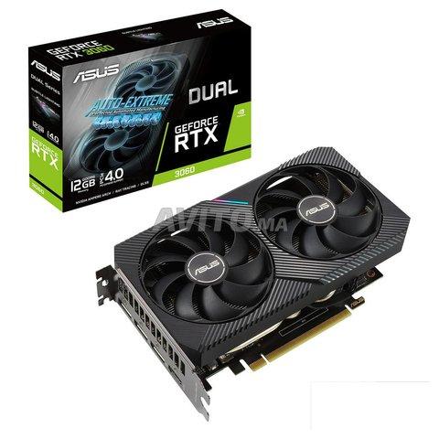 ASUS DUAL GeForce RTX 3060 12G - 1