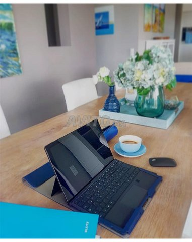 Microsoft 2020 Surface Pro7 10Gén I7 16Gb 256Go Ne - 1