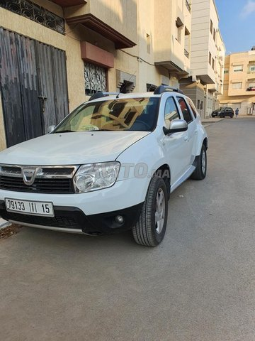 Dacia Duster toute options - 2