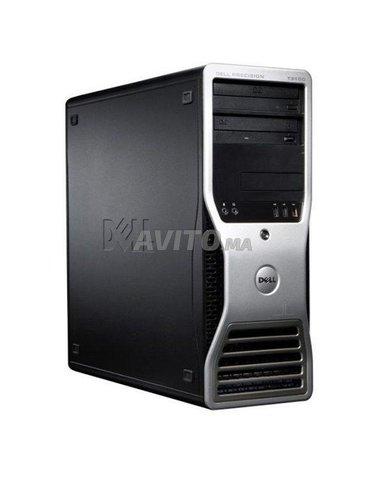 Workstation Dell Precision T3500 Xeon E5520 - 1