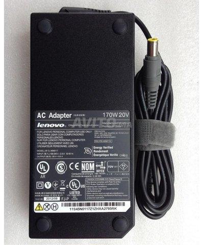 Ac Adaptateur 170W 20V Originale Thinkpad W520 - 2