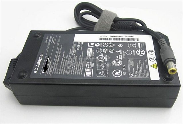 Ac Adaptateur 170W 20V Originale Thinkpad W520 - 4