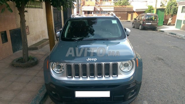 JEEP RENEGADE LIMITED  - 2