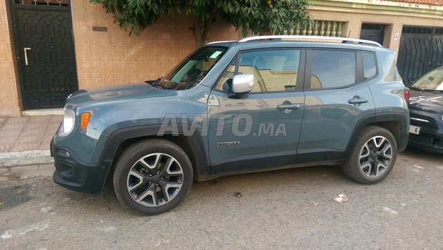 JEEP RENEGADE LIMITED  - 1