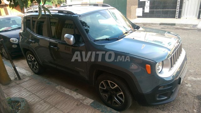 JEEP RENEGADE LIMITED  - 3