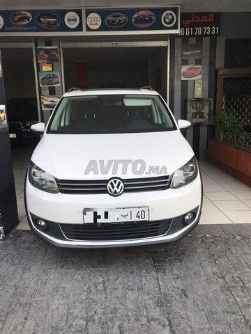 Volkswagen cross touran - 3