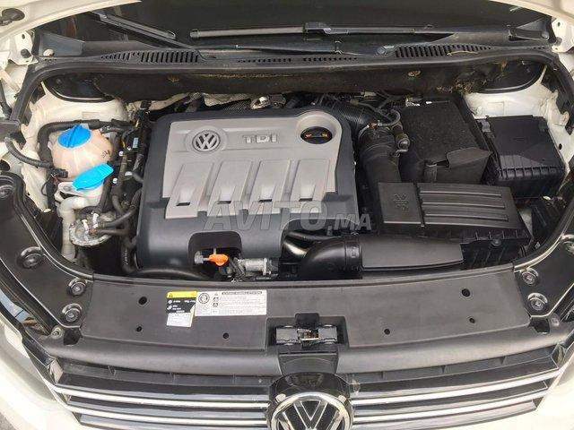 Volkswagen cross touran - 5