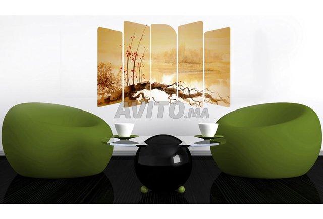 Tableau Art aquarelle chinois - 1