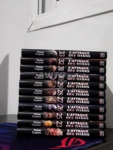 Attaque des titans tomes  - 2