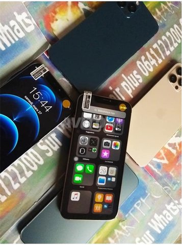 Iphone 12  Pro     Un Bon Priix - 1