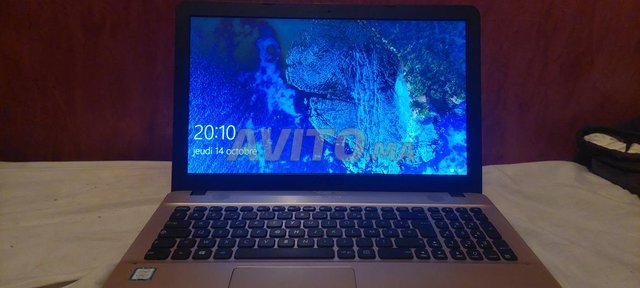 asus notebook i7 7th - 1