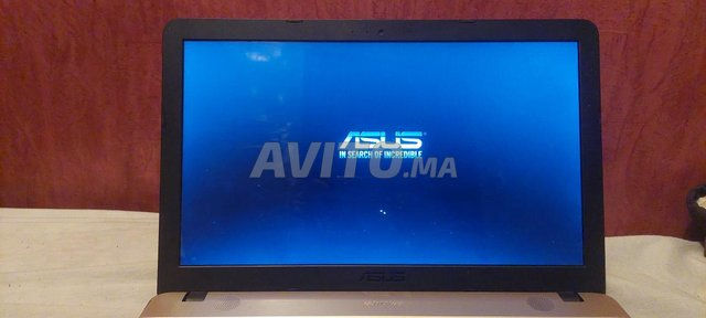asus notebook i7 7th - 4