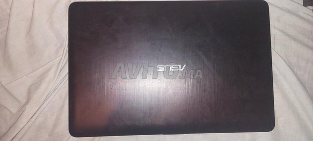 asus notebook i7 7th - 6