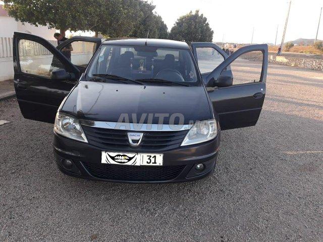 Dacia Logan essence - 1