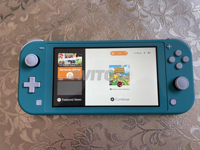 Nintendo switch lite - 6
