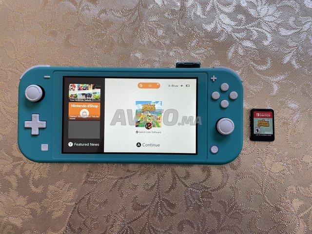Nintendo switch lite - 1