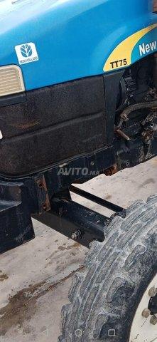 tracteur new Hollande 75 b9a mliha  - 1
