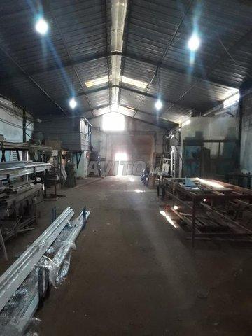 travaux d'aluminium   - 3