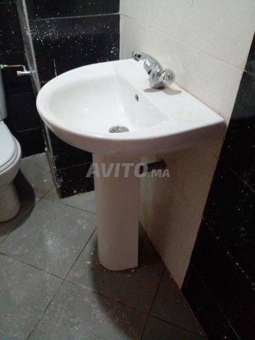 02 lavabos y compris 02 robinets et mitijeur - 4