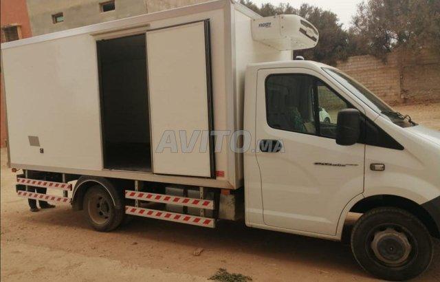 Location Camion Frigorifique 3.5T - 2