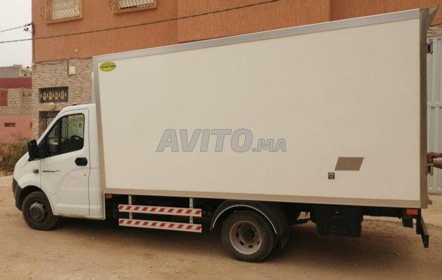 Location Camion Frigorifique 3.5T - 3