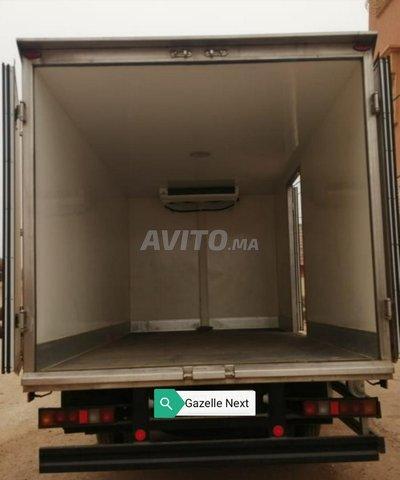 Location Camion Frigorifique 3.5T - 4