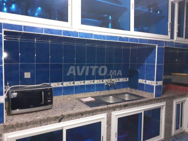 Maison 2 façades 100m2 a hay moulay abdellah  - 5