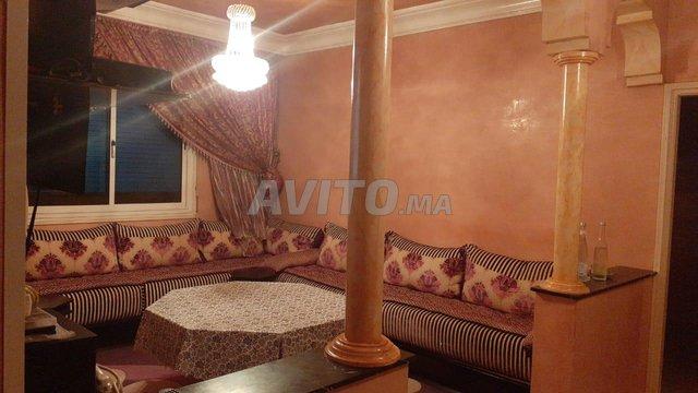 Maison 2 façades 100m2 a hay moulay abdellah  - 8