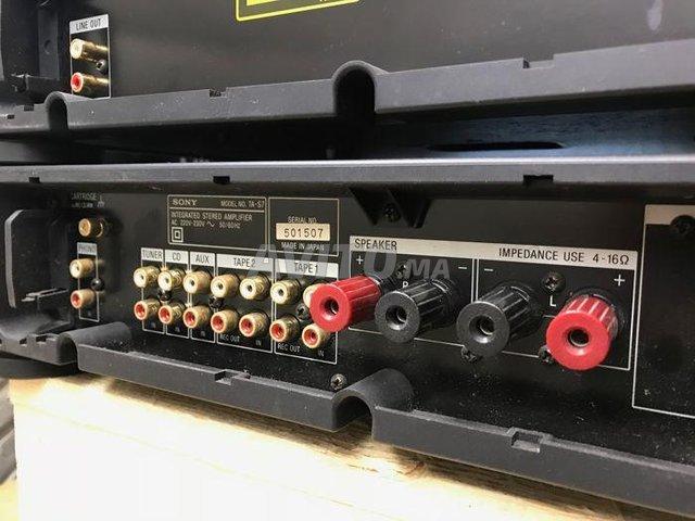 ampli stereo sony  - 2