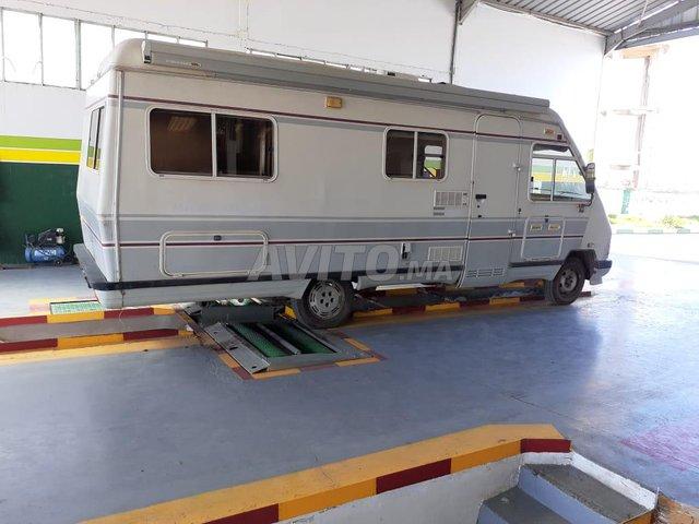 Camping Car - 1